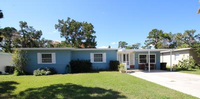 Davis Shores Single Family Home For Sale: 19 Coquina Ave