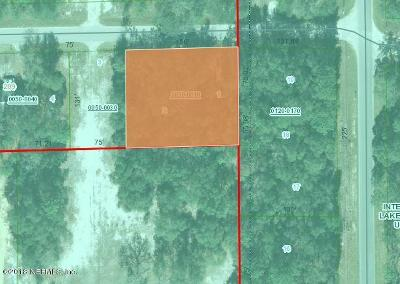 Interlachen FL Residential Lots & Land For Sale: $5,500