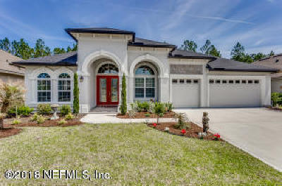 St. Johns County Single Family Home For Sale: 225 Michaela St