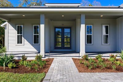 Ponte Vedra Beach Single Family Home For Sale: 33 Matthews Ln