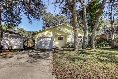 Jacksonville Beach Single Family Home For Sale: 1015 12th St N