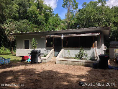 St. Johns County Single Family Home For Sale: 1500 Arapaho Ave