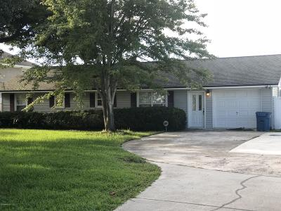 Jacksonville Single Family Home For Sale: 6116 Heckscher Dr