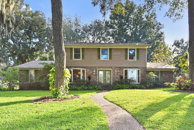 Single Family Home For Sale: 7242 Trails End
