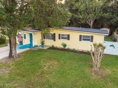 Single Family Home For Sale: 2540 Una Dr