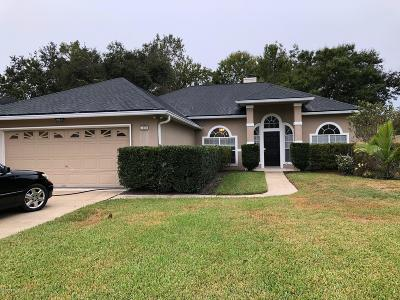 Single Family Home For Sale: 1804 Branch Vine Dr W