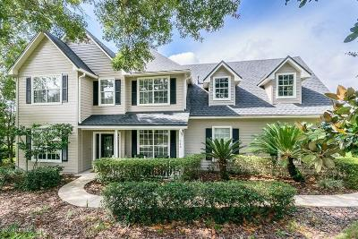 Jacksonville Single Family Home For Sale: 688 Sandringham Dr