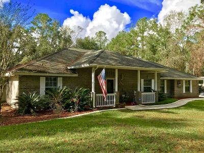 Clay County Single Family Home For Sale: 2786 Fennel Ave