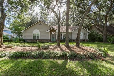 Neptune Beach Single Family Home For Sale: 2002 Marye Brant Loop S