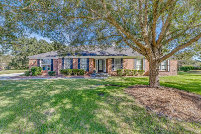 Clay County Single Family Home For Sale: 638 Kilchurn Dr
