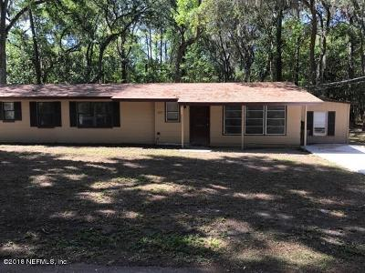 Orange Park Single Family Home For Sale: 877 Creighton Rd