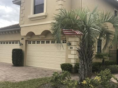 St. Johns County Condo For Sale: 100 Laterra Links Cir #101