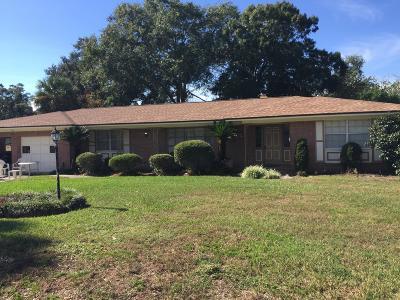 Jacksonville FL Single Family Home For Sale: $237,000