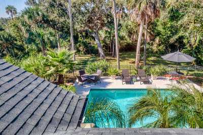 Single Family Home For Sale: 1206 Ponte Vedra Blvd
