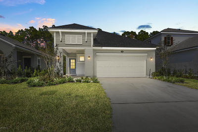 St Augustine Single Family Home For Sale: 55 Concave Ln