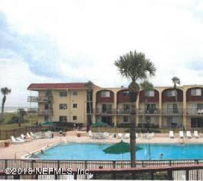 St Augustine Beach Condo For Sale: 1 Ocean Trace Rd #223