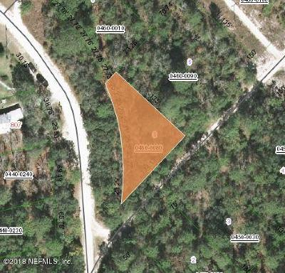 Satsuma FL Residential Lots & Land For Sale: $4,000