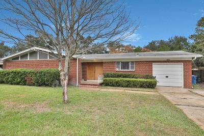 Single Family Home For Sale: 6437 Simca Dr