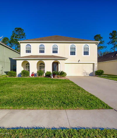 Yulee Single Family Home For Sale: 65043 Lagoon Forest Dr
