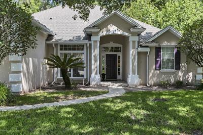 Duval County Single Family Home For Sale: 8707 Rolling Brook Ln