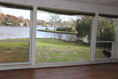 Jacksonville Single Family Home For Sale: 2397 Cedar Shores Cir