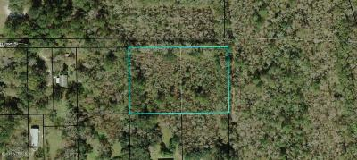 St. Johns County Residential Lots & Land For Sale: 529 Ramsey Rd