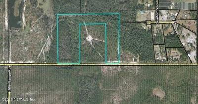 Residential Lots & Land For Sale: Off Carter Spencer Rd