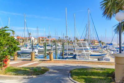 St Augustine Condo For Sale: 3106 Harbor Dr #106