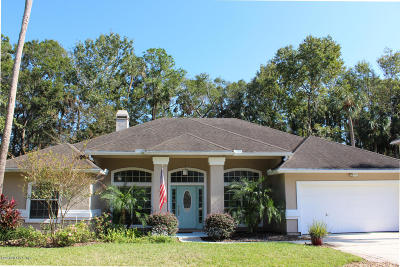 St. Johns County Rental For Rent: 784 Mill Stream Rd