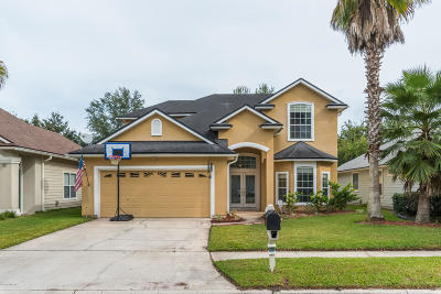 Orange Park Single Family Home For Sale: 1883 Lake Forest Ln
