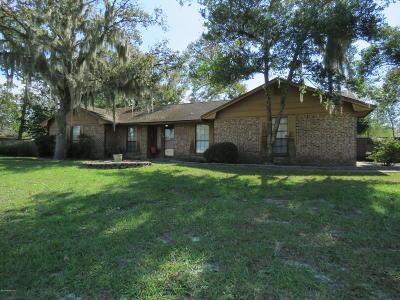 Orange Park Single Family Home For Sale: 619 Harrison Ave