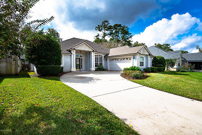 Ponte Vedra Beach Single Family Home For Sale: 200 Azalea Point Dr S