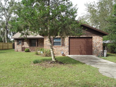St. Johns County, Clay County, Putnam County, Duval County Rental For Rent: 1070 Fl-20