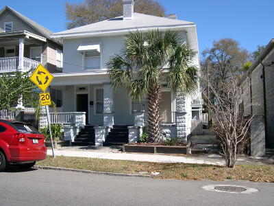 St. Johns County, Clay County, Putnam County, Duval County Rental For Rent: 1345 N Pearl St