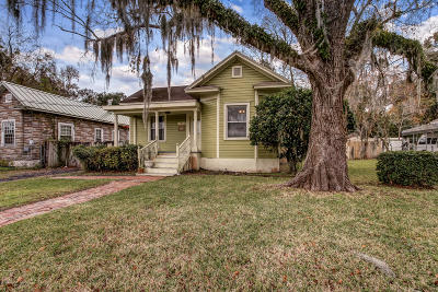 Single Family Home For Sale: 2912 Phyllis St