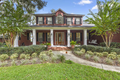 Jacksonville Single Family Home For Sale: 304 S Bartram Trl