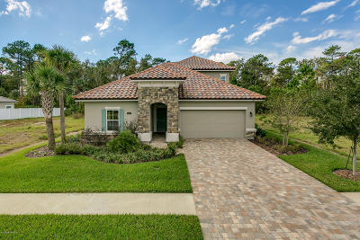 St Augustine Single Family Home For Sale: 323 Portada Dr