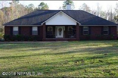 Nassau County Single Family Home For Sale: 35562 Quail Rd