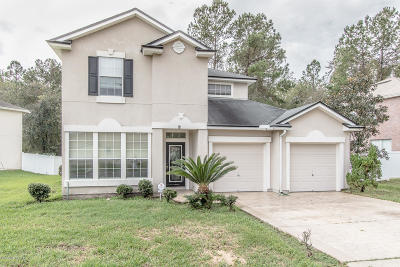 Orange Park Single Family Home For Sale: 2591 Watermill Dr