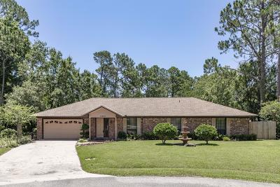 Duval County Single Family Home For Sale: 12926 Tall Cypress Ct E