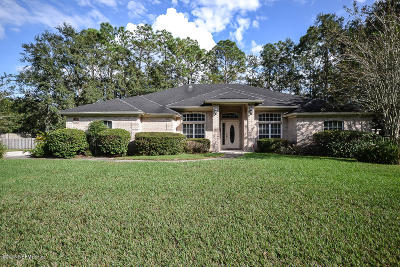 Duval County Single Family Home For Sale: 11825 Catrakee Dr