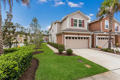 St. Johns County Townhouse For Sale: 19 Nelson Ln