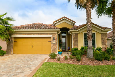 Ponte Vedra Single Family Home For Sale: 24 Marsh Hollow Rd