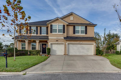 Green Cove Springs Single Family Home For Sale: 2300 Evening Breeze Ln