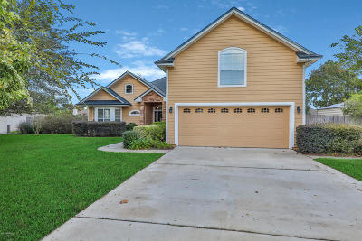 Green Cove Springs Single Family Home For Sale: 3752 Southbank Cir