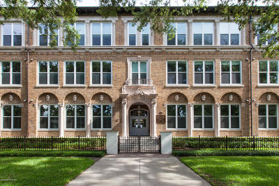 Duval County Condo For Sale: 2525 College St #2204
