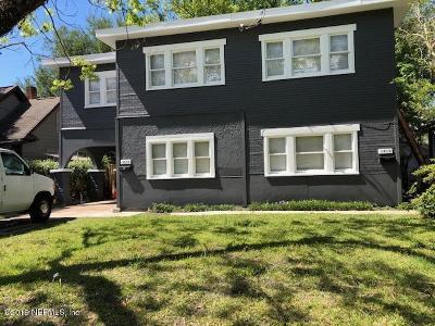 Multi Family Home For Sale: 1410 Ingleside Ave