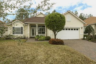 Jacksonville, St Augustine Single Family Home For Sale: 1037 Inverness Dr