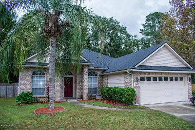 Jacksonville Single Family Home For Sale: 5613 Brampton Falls Ln