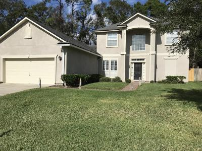 Clay County, Duval County, St. Johns County Single Family Home For Sale: 601 Reflection Cove Rd